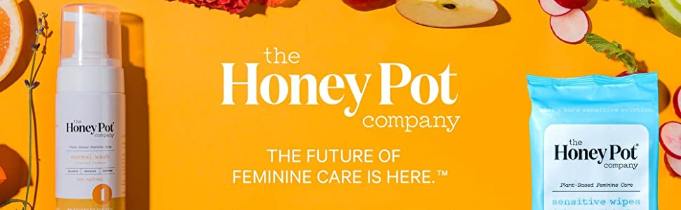 The Honey Pot Company. The Future of Feminine Care is Here