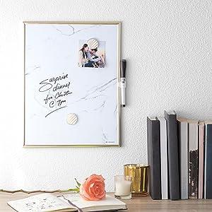 Amazon.com : U Brands Hanging File Desk Organizer, Wire