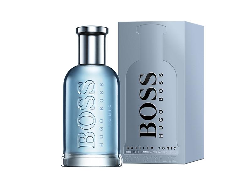 Hugo Boss Bottled Tonic Eau De Toilette 50ml