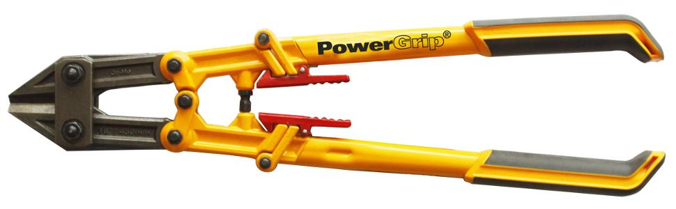 Olympia Tools 39-118 Power Grip Bolt Cutter, 18-Inch, horizontal banner image.