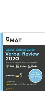 GMAT, GMAT 2020, GMAT Official Guide