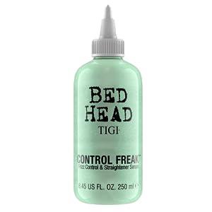 tigi bed head control freak bedhead frizz control straightening serum smooth shine humidity