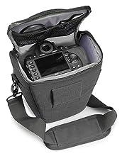 Cullmann 90360 Malaga Action 300 Kamera Tasche Mit Kamera