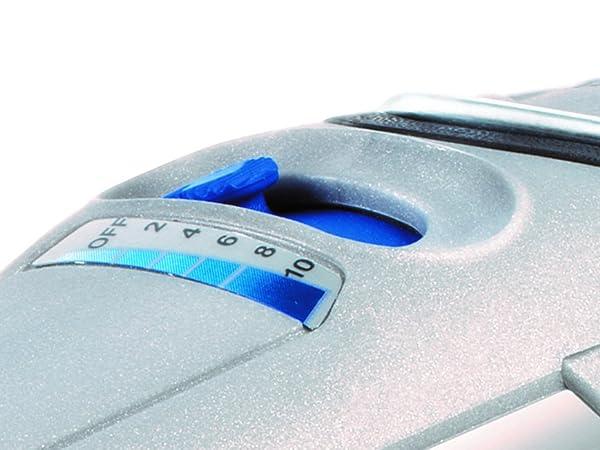 Dremel 3000 - Multiherramienta 130 W, kit con 15 accesorios y estuche, velocidad variable 10.000 - 33.000 rpm para tallar, grabar, fresar, amolar, ...