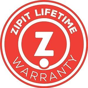 warranty, zipit, pencil case