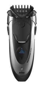 Braun Tondeuse À Barbe BT5070 - Une Orécision Optimale pour un Style de Barbe parfait, avec des Dent