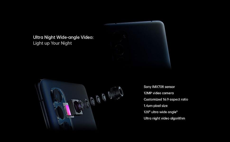 ultra night wide angle video camera