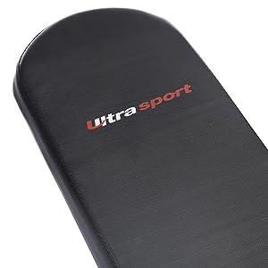 ウルトラスポーツ(Ultra Sport) アジャスタブル トレーニングベンチ