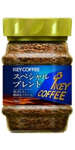 キーコーヒー インスタントコーヒー スペシャルブレンド  90g×2個