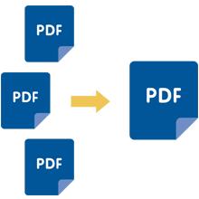 PDF-Dateien zusammenfügen
