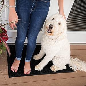 pet friendly, dog home, cat home, home mat, home entrance mat