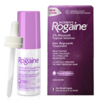 Women's Rogaine Solution