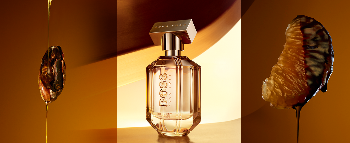 hugo boss the scent accord