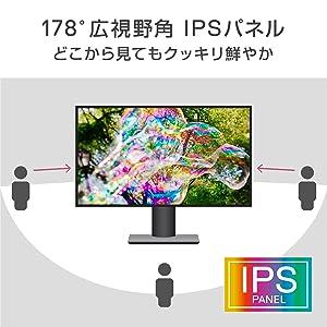 広視野角IPSパネル