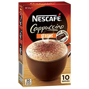 Nescafe Cappuccino Strong
