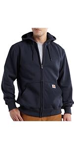 carhartt, mens, sweatshirt, work, workwear
