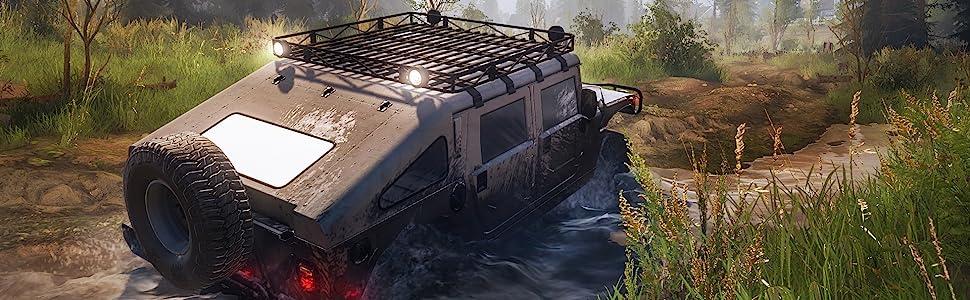 Hummer back