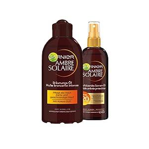 Sonnen Bräunungsöl