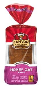 Canyon Bakehouse Honey Oat