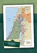 LASB Life Application Study Bible NLT New Living Translation understandable Maps Color