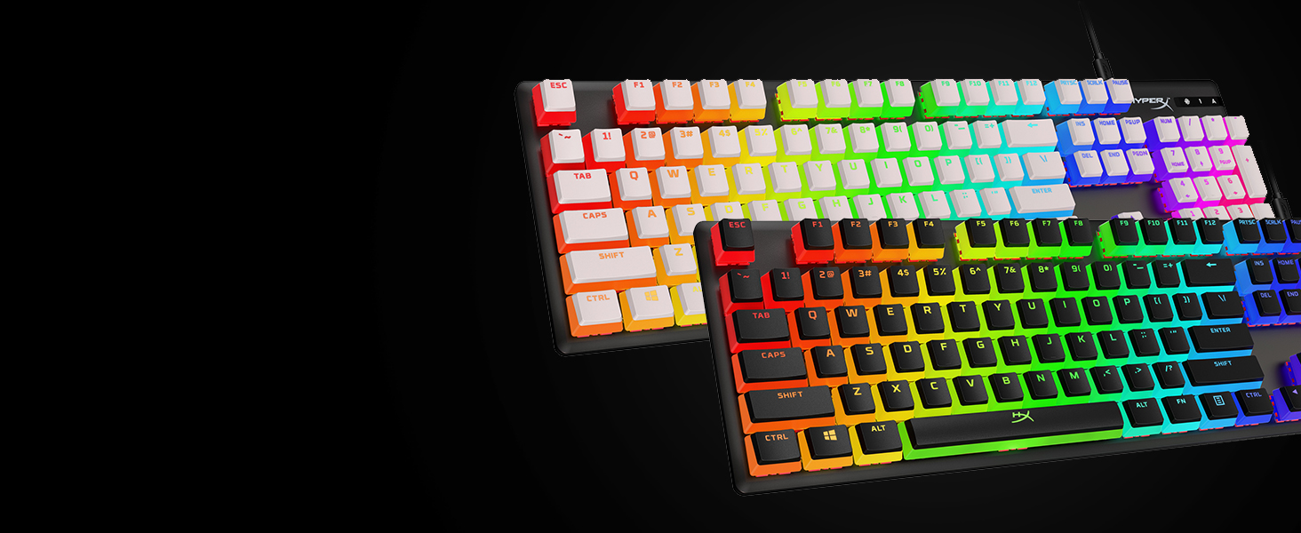 HyperX PBT Pudding Keycaps