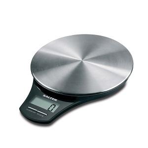Salter Stainless Steel Digital Kitchen Weighing Scales