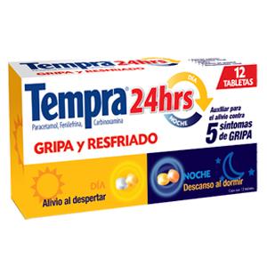 12 tabletas