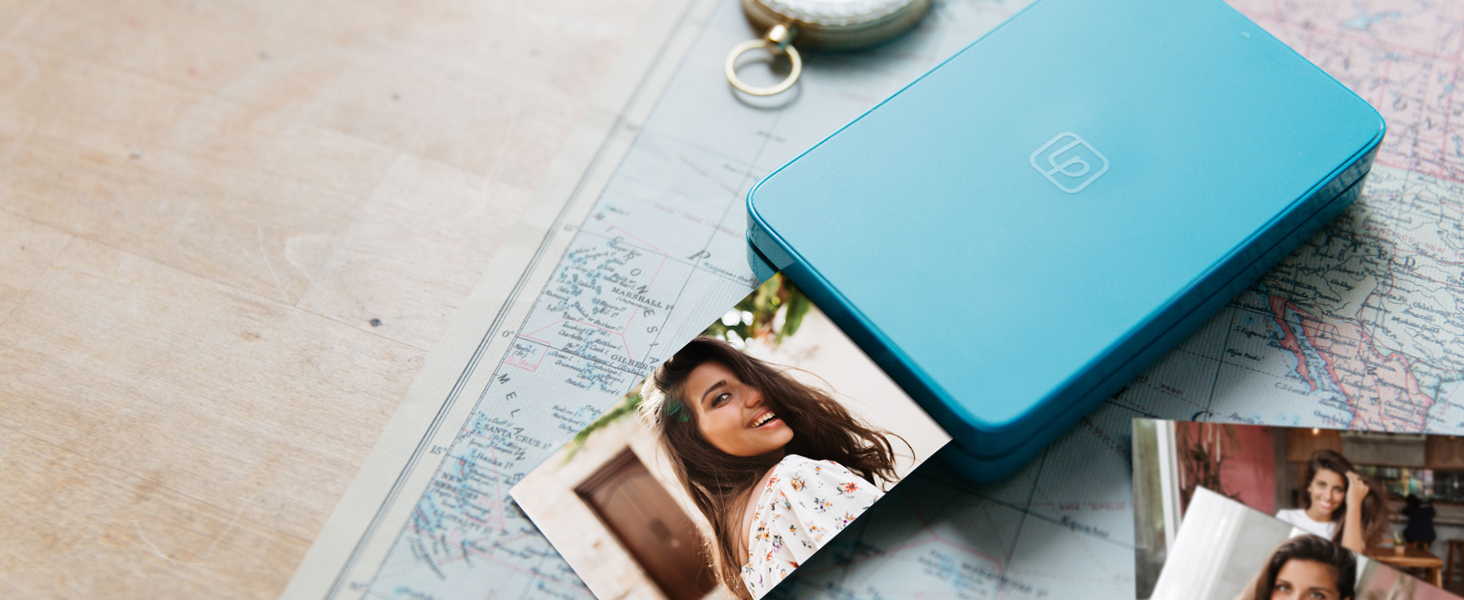 zink photo lifeprint printer