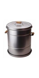 キャプテンスタッグ(CAPTAIN STAG) バーベキュー BBQ用 燻製器 ブランスモーカーセット円筒型 スモーク対応M-6507