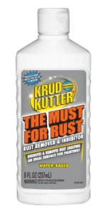 Krud Kutter The Must for Rust Corrosion Remover and Inhibitor Cleaner