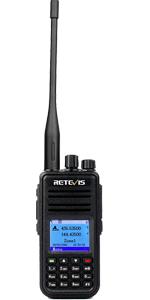 Amazon com: Ailunce HD1 DMR Radio Dual Band Waterproof 2 Way Radio