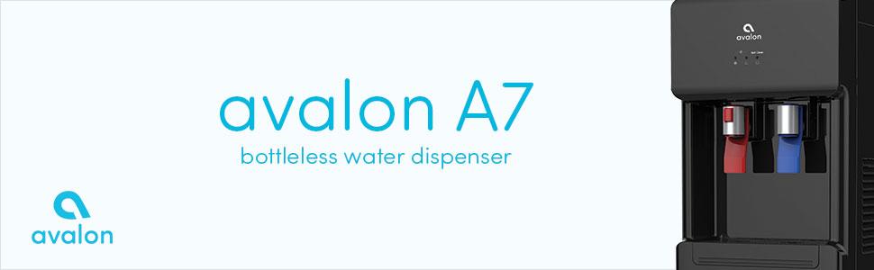 avalon a7 bottleless water dispenser