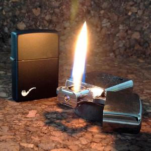 pipe lighters, zippo pipe lighters, pipe, chrome pipe lighter, black pipe lighter