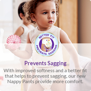 Prevents Sagging
