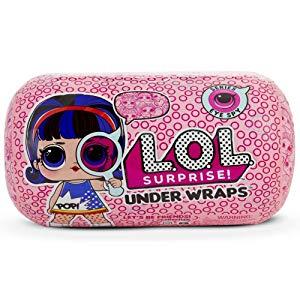 Amazon.es: LOL Surprise - Under Wraps, Modelo Surtido, 1 Pieza: Juguetes y juegos