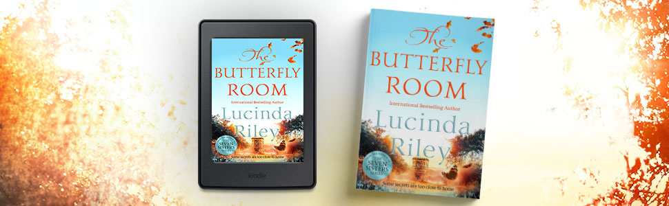 The Butterfly Room Lucinda Riley kindle and paperback editions