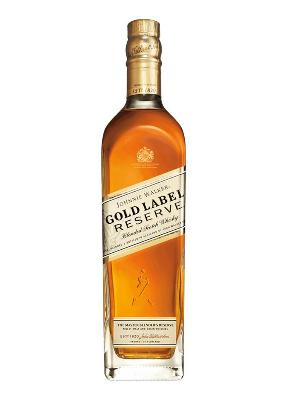 Johnnie Walker Gold Whisky Escocés, 700ml