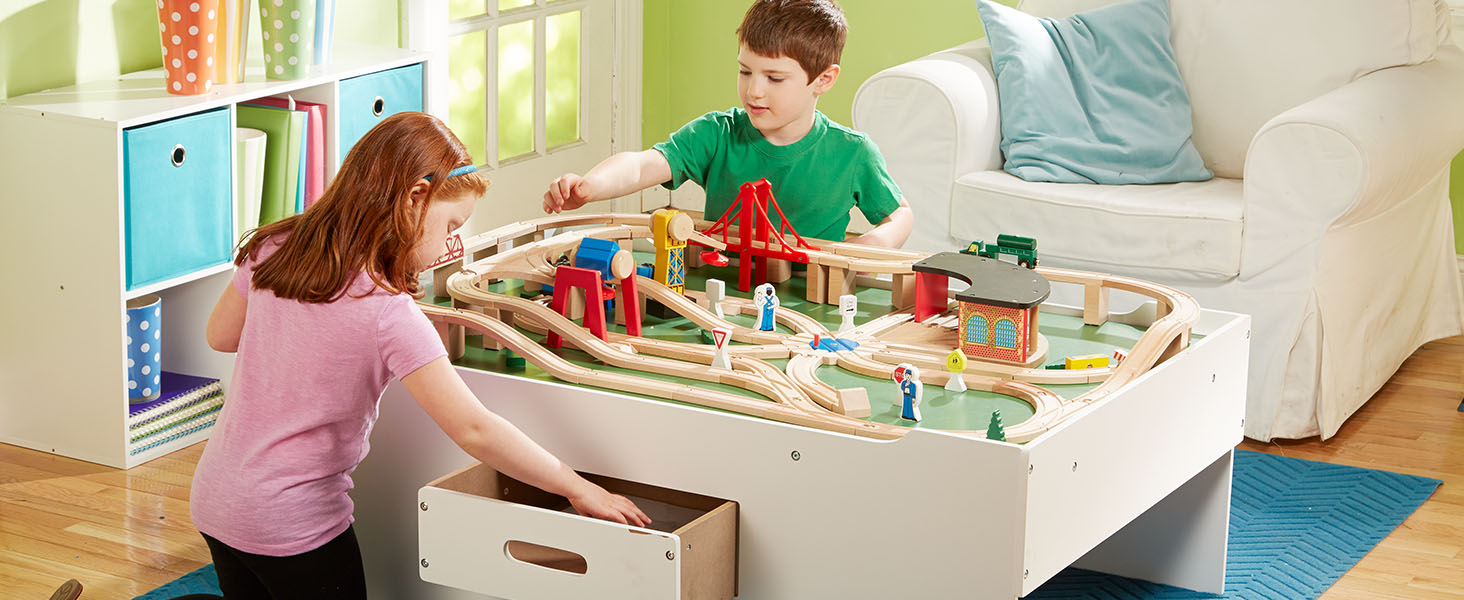 Play;room;wooden;boy;girl;child;children;space;saver;colorful;texture;shapes;furniture;decor