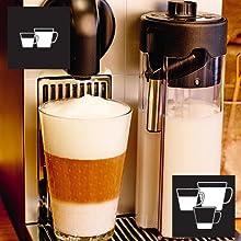 Delicious coffee and milk recipes