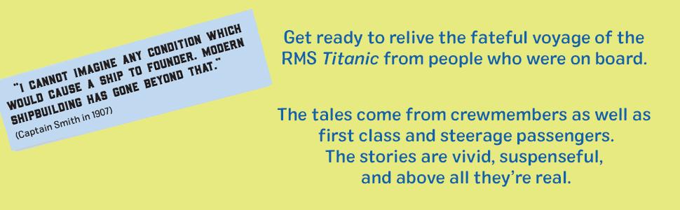 voices of the titanic, voices of the titanic, voices of the titanic, voices of the titanic
