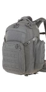 maxpedition tiburon backpack gray sports. Black Bedroom Furniture Sets. Home Design Ideas