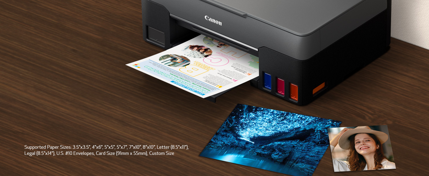 Versatile Print Options