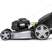 Murray EQ500X - Cortacésped de gasolina autopropulsado de empuje ...