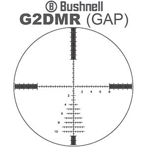 G2 reticle