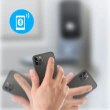 smart lock keyless entry smart door lock alexa bluetooth wifi lever lock fingerprint keypad digital
