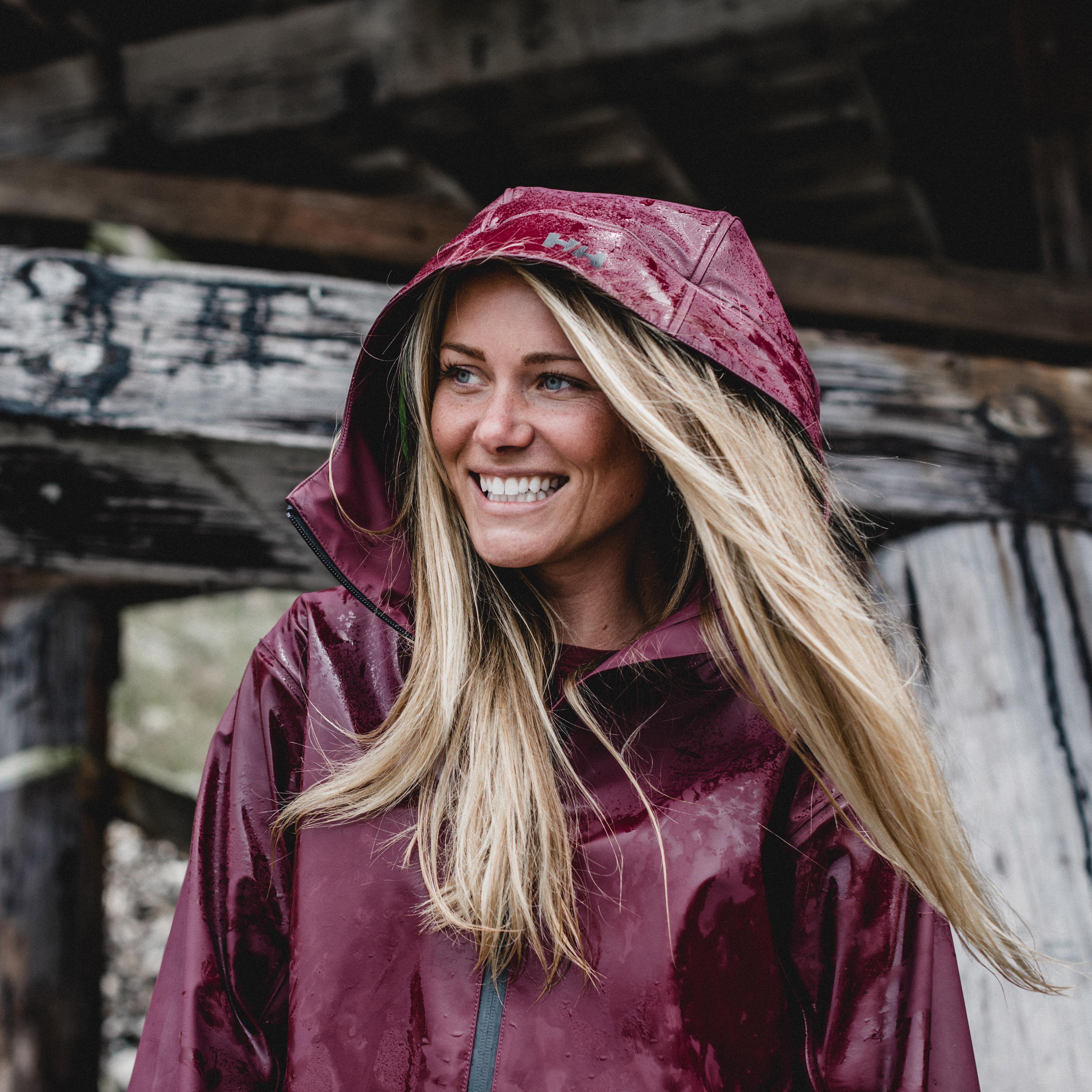 Amazon.com: Helly Hansen Copenhague Raincoat: Clothing