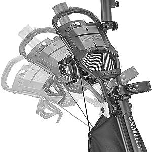 Patented Bag Holder Design
