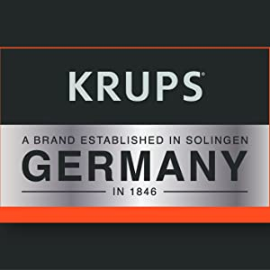 krups, logo, brand story, cuisinart, black and decker, kitchen aid, mr coffee