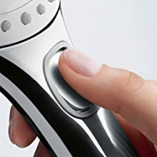 select, hansgrohe, adjustable spray