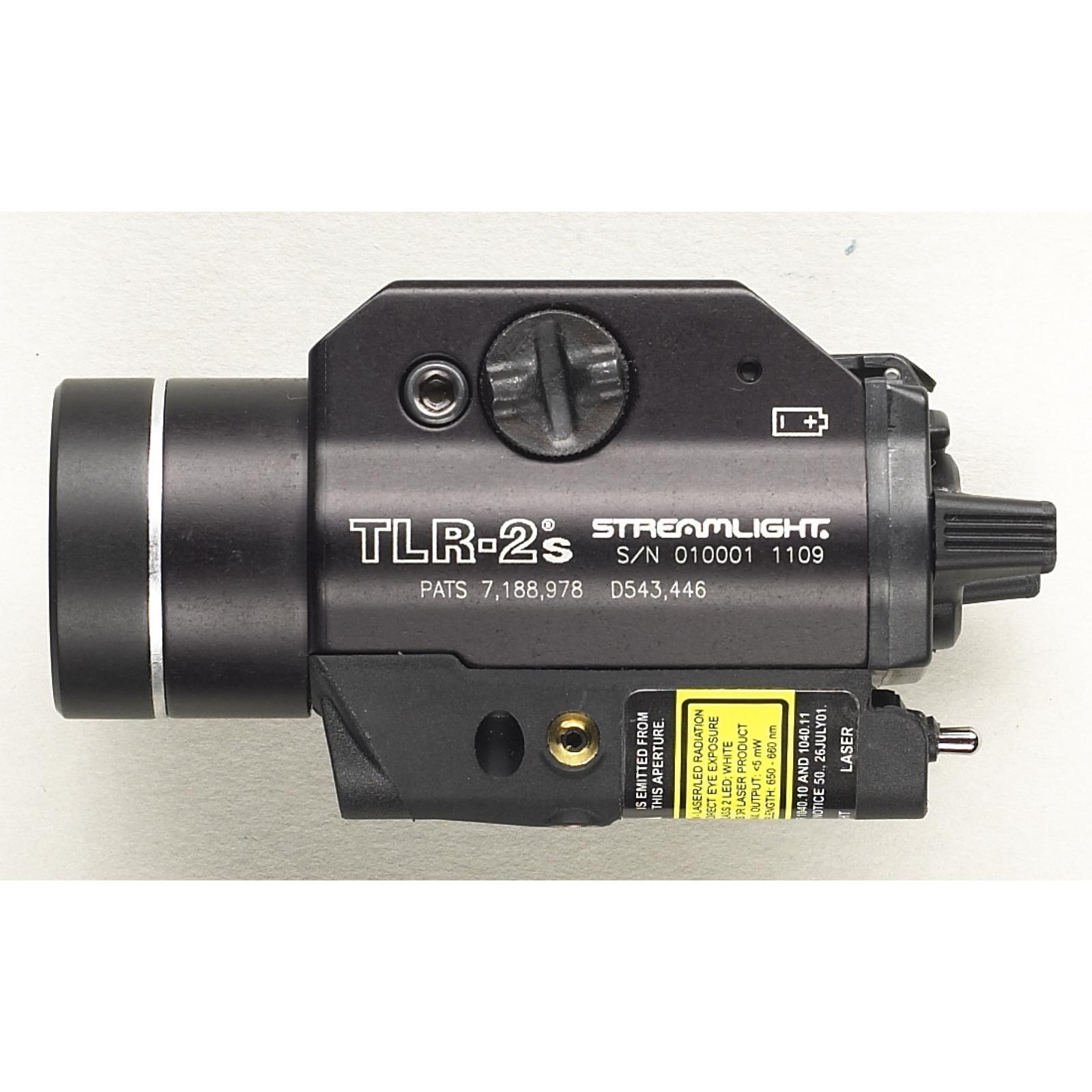 Streamlight TLR-2s 650-660nm Red Laser 69230 Weapon Light W/Strobing